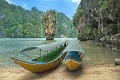 James Bond Island - Longtail Boat