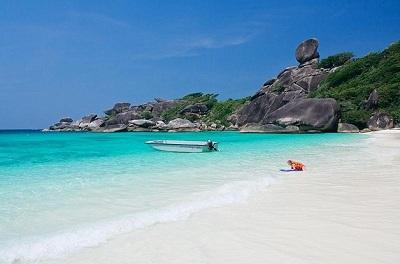 Phuket Island Tours to Similan Islands
