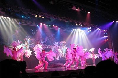Phuket Entertainment Tours to Simon Cabaret